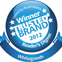 Readers Digest Trusted Brand Winner 2012