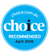 Choice Recommended April 2016