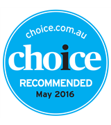 Choice Recommended May 2016