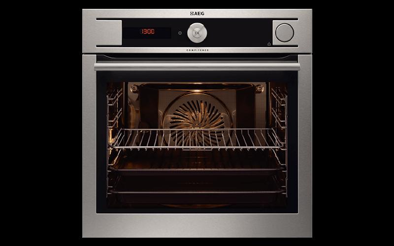 AEG 60cm ProCombi steam oven BS9314001M