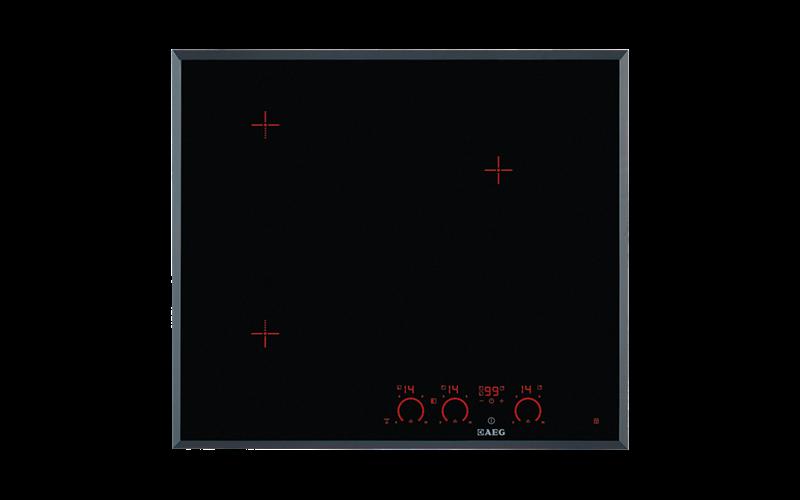 AEG 60cm Pure 3 OptiZone induction cooktop  HK673520FB