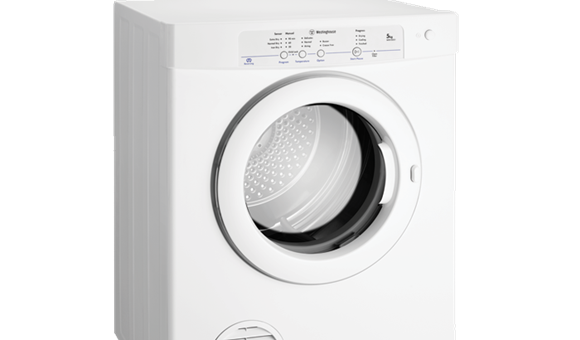 electrolux sensor dryer 5kg how to open