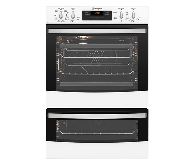 ovens westinghouse stainless steel multifunction duo oven