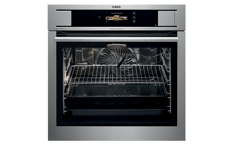 AEG 60cm ProCombiPlus™ Steam Oven BS836680AM