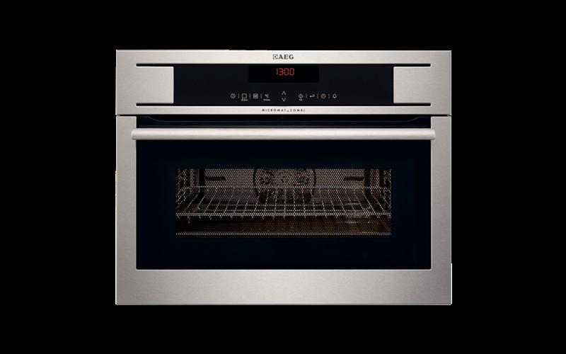 AEG 45cm Combination Microwave Oven KM8403101M