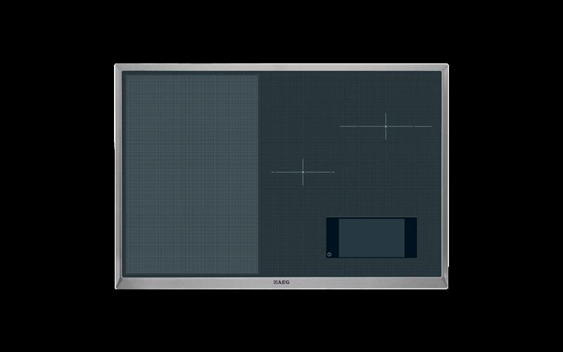 AEG 80cm FreeZone™ Induction Cooktop HKH81700XB