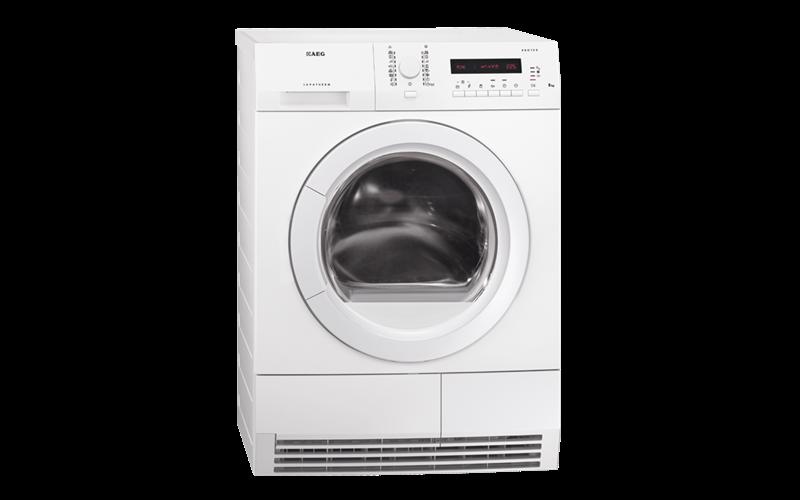 AEG ProTex Series 7 Condenser Dryer 8kg T76280AC
